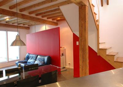 Aménagement duplex Lyon Rhône 69