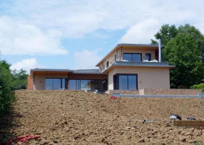 Maison ossature bois Saint-Didier au Mont-d'Or Rhône 69370