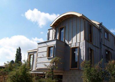 construction maison bois St-Didier-rhone 69370