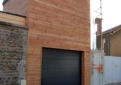 Maison ossature bois Lyon Rhone 69005