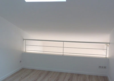 Rénovation immeuble Feurs Loire - 42